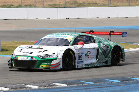 Steer-by-Wire-Audi auch in Oschersleben am Start