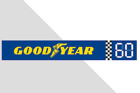 Neues Logo Goodyear 60