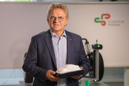 GTC Race-Partner Schaeffler Paravan Technologie erhält AutomotiveINNOVATIONSAward 2020