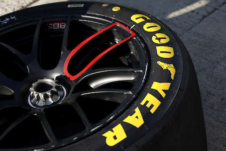 Goodyear mit Pre-Season-Test für GTC-Teams in Barcelona