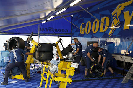 Goodyear-Reifeninformationen GTC Race 2021